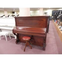 Krauser 137 Berlin pianoforte verticale usato noce scuro