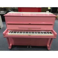 Atlas Pianoforte verticale 108 usato rosa