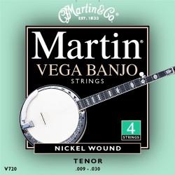 V720 muta vega tenor per banjo Martin & Co