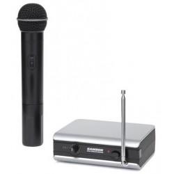 Samson STAGE V166 VHF Handheld System - CH24 (184.7 Mhz)