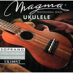 UK100NT Magma muta per ukulele soprano
