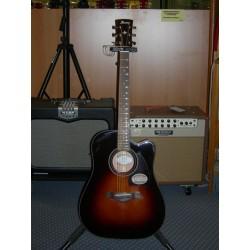 AW4000CE-BS chitarra acustica elettrificata Ibanez