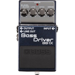 Boss 1BB-1X Bass Driver