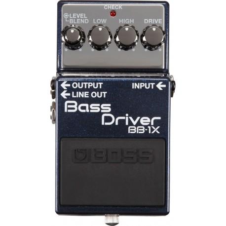 1BB-1X Bass Driver Boss