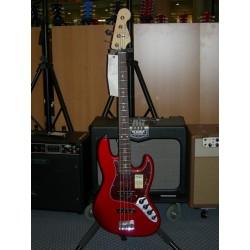 Deluxe Active Jazz Bass Fender (Messico)