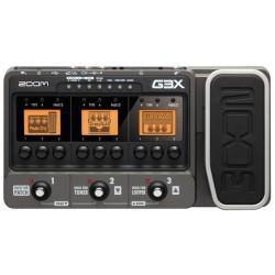 G3X pedaliera multieffetto con pedale di espressione Zoom
