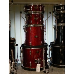 IP48RS-CPM shell kit finitura candy apple mist Tama