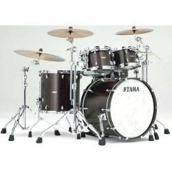 TW42RZS-WSBN shell kit finitura Satin Black Walnut Tama