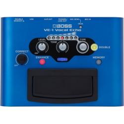 Boss VE1 Vocal Echo