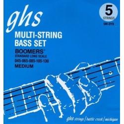 GHS 5M-DYB muta per basso