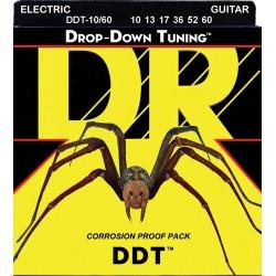 Drop-Down Tuning DDT-10 60 per chitarra elettrica DR Strings