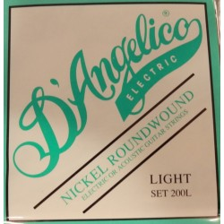 D'Angelico muta per chitarra acustica 200L