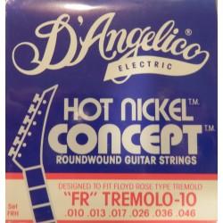 D'Angelico muta per chitarra elettrica FRH