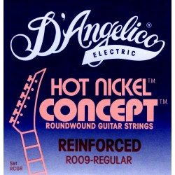 D'Angelico muta per chitarra elettrica RCGR