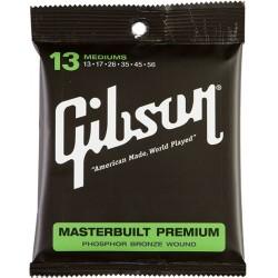 Gibson SAG-MB13 Masterbuilt Premium Phosphor Acoustic Bronze