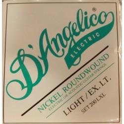 D'Angelico muta per chitarra acustica 200LXL