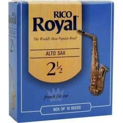 Rico Royal Sax c/alto 2 e 1/2