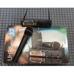 Samson UHF Synth 32 SET Wireless usato