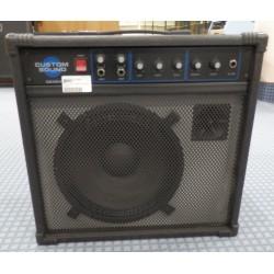 CS50K amplificatore per tastiera usato Custom Sound
