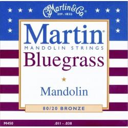 M450 muta per mandolino Martin & Co