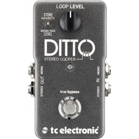 Ditto Stereo Looper TC Electronic