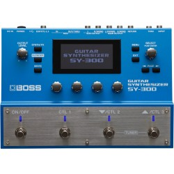 SY-300 Guitar Synthesizer Boss