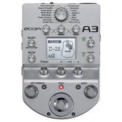 A3 pedale multieffetto per chitarra acustica Zoom