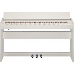 Roland F140R-WH pianoforte digitale