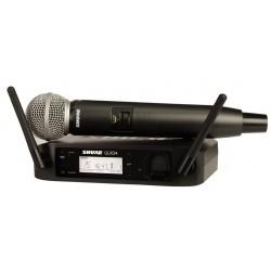 GLXD24ESM58 radiomicrofono Shure