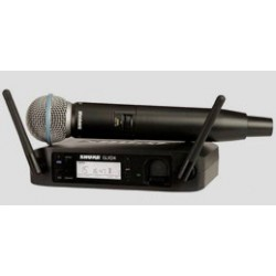 GLXD24EBETA58 radiomicrofono Shure