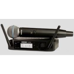 Shure GLXD24EBETA58 radiomicrofono