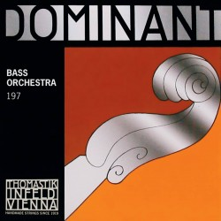 197 Dominant muta per contrabbasso solista 3/4 Thomastik-Infeld