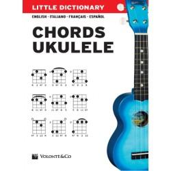 MB579 Little dictionary chords ukulele