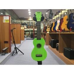 Mahalo Ukulele con borsa colore verde
