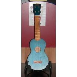 Mahalo M1 Kahiko K series ukulele color blu
