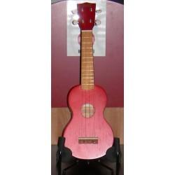 Mahalo M1 Kahiko K series ukulele color red