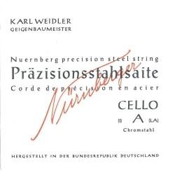 Nürnberger corde per violoncello Präzision Vollkern