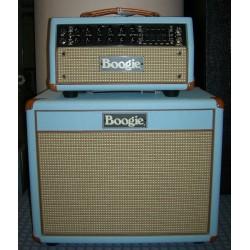 Mark Five 25 e Cab Custom Colour col. Baby Blue Bronco Mesa Boogie