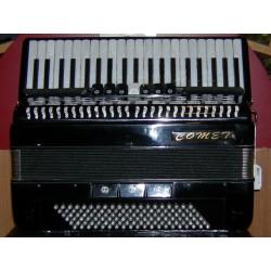 Fisarmonica 120 bassi Comet