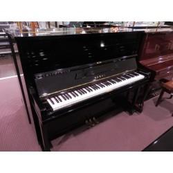 Pianoforte verticale K8 nero usato Kawai