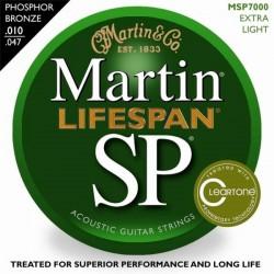 MSP7000 LifeSpan muta per chitarra acustica Martin & Co