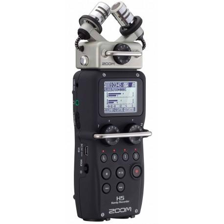 H5 registratore 4 tracce interfaccia USB Zoom