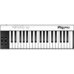 iRig Keys PRO Master keyboard a 37 tasti IK Multimedia