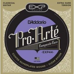 D'Addario EXP44 con rivestimento per chitarra classica, 0290-047