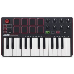 MPK MINI MKII MIDI USB controller Akai Professional