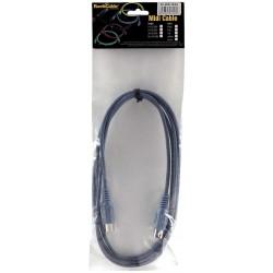 RCL 30700 D5 BLU cavo Midi Rockbag