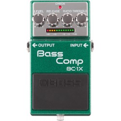 BC-1X Bass Comp Boss