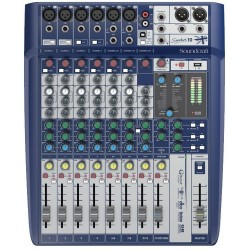 Signature 10 Mixer 10 ingressi Soundcraft