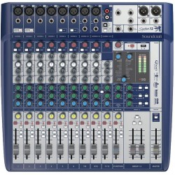 Signature 12 Mixer 12 ingressi Soundcraft