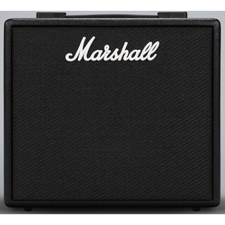 CODE 25 combo digital 1X10 Marshall